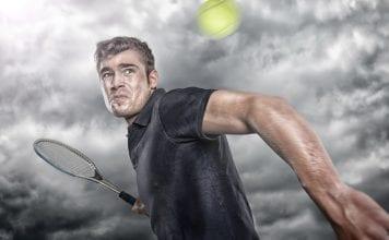 Rutina de pesas para tenis
