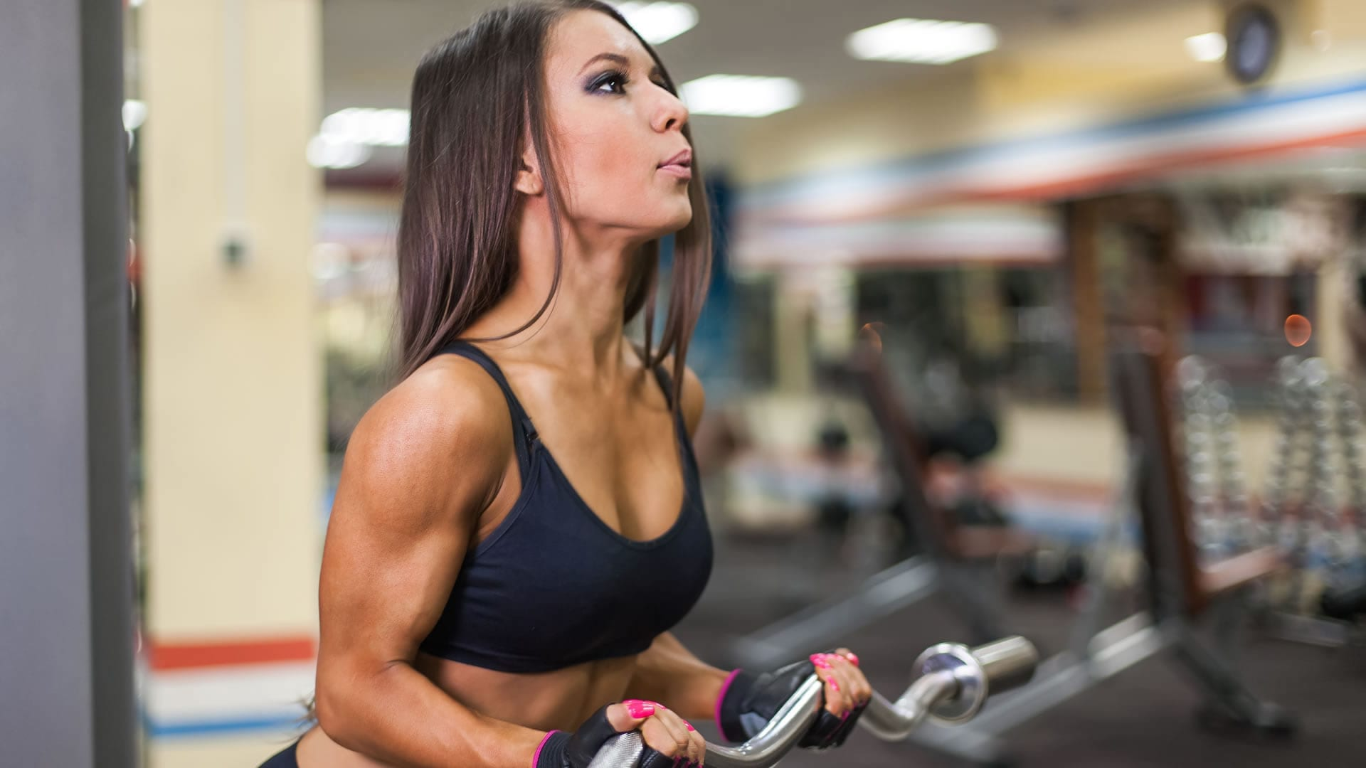 Rutina de pesas Torso-Pierna para mujer | Cambiatufisico