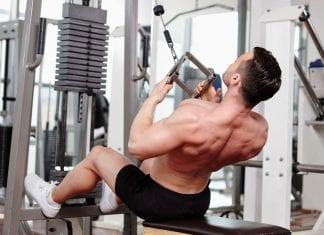 Rutina de volumen muscular
