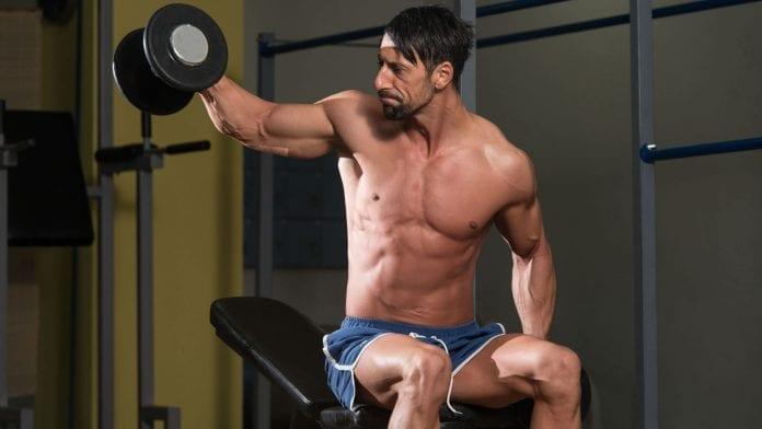 Rutina de volumen para pecho,hombro y espalda