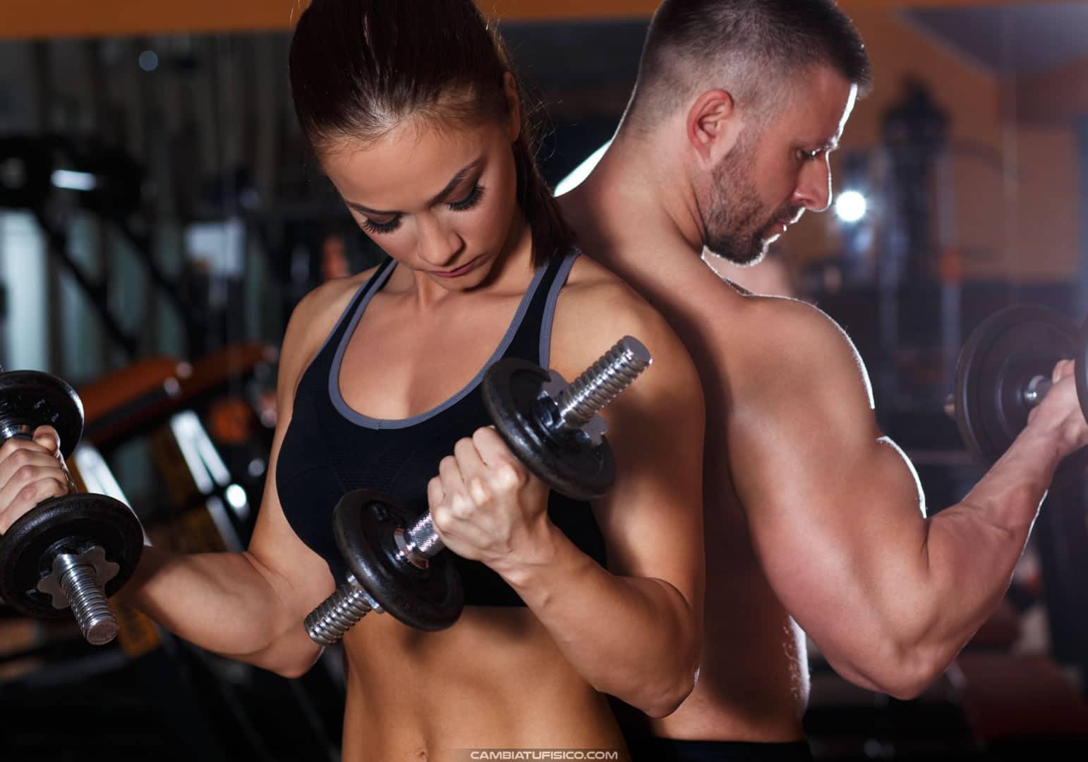 Rutinas full body para hombres y mujeres