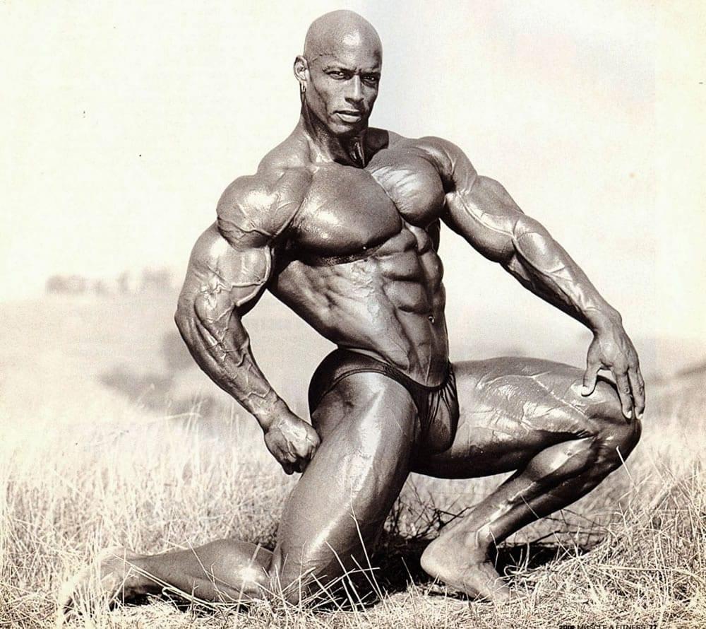 Shawn Ray Simetría