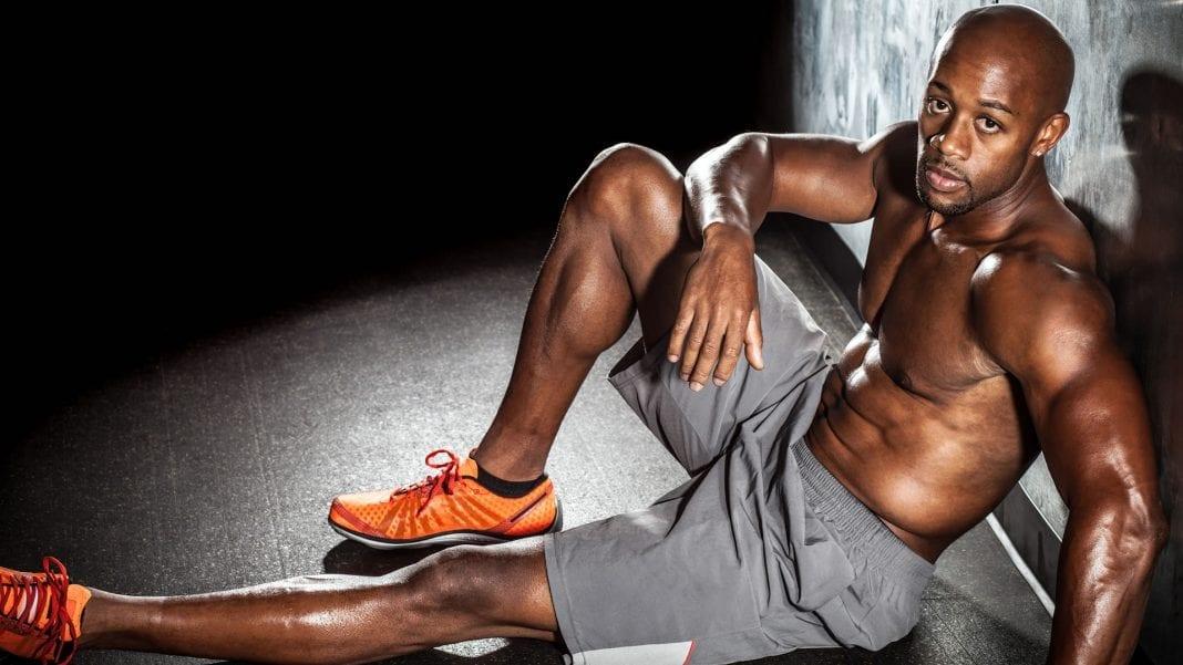 descanso para los musculos