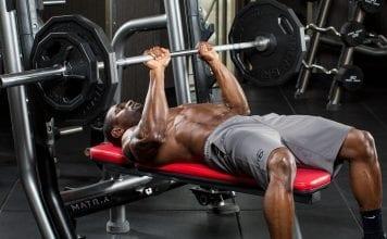 Rutina de volumen de tríceps