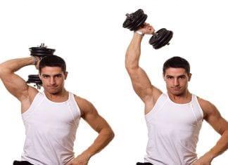Entrenar el Tríceps